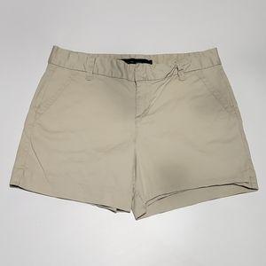 Calvin Klein Khaki Jean Shorts Size 4
